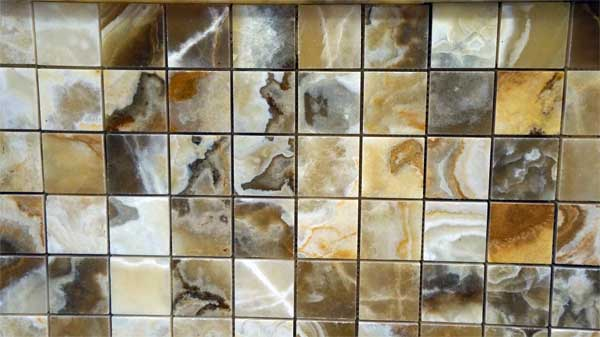 Sample of Onyx Tile
