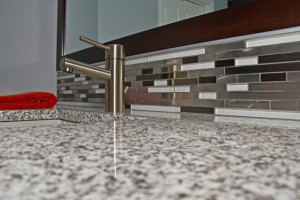 before during after master bathroom project (6)